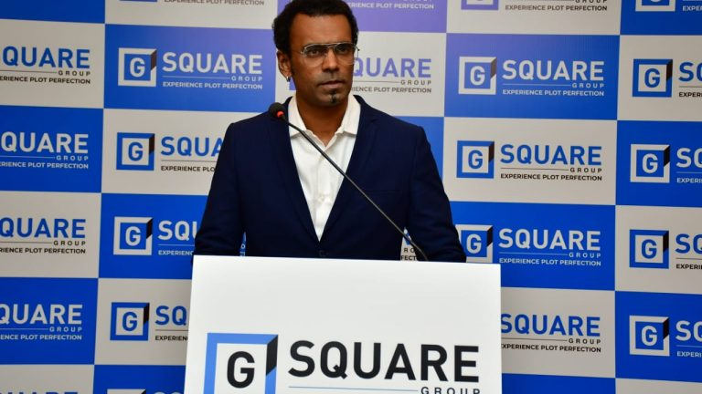 G SQUARE TARGETS INR 1000-CR SALES IN FY22