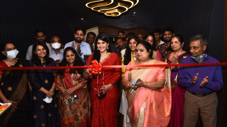 Actor Megha Akash launched Wondr Diamonds by Aishwarya Guptha & Soundarya Guptha – South India's biggest and Tamil Nadu's first Earth-friendly Diamond Store has launched their Showroom in Chennai & Coimbatore