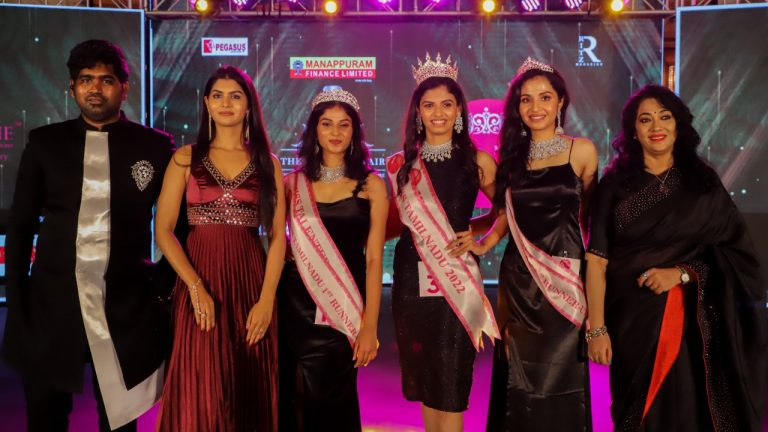Manappuram Finance Limited and D Que Watches, in association with Razzmatazz Group organizes The Lifestyle Affair, Miss Tamil Nadu 2022 and  Mrs Tamilnadu 2021