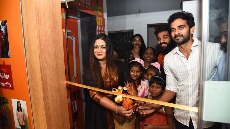Apsara Reddy ropes in special kids to inaugurate TONEEZ Wellness by two times Mr. World Title winner Mr. Manikandan, specialized in Nutrition & Supplements focusing on providing all necessary products for your fitness journey at Kattupakkam, Chennai 56