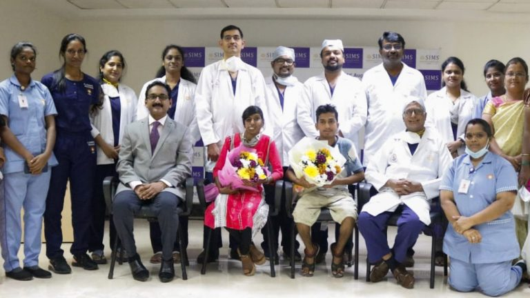 SIMS Hospital Performs Total Jaw Joint Replacement Surgeries Using 3D Printed Joints