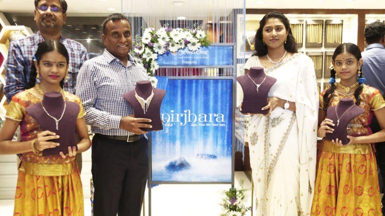 JewelOne launches NIRJHARA – Exclusive Diamond Jewelry Collection Inspired by Waterfalls