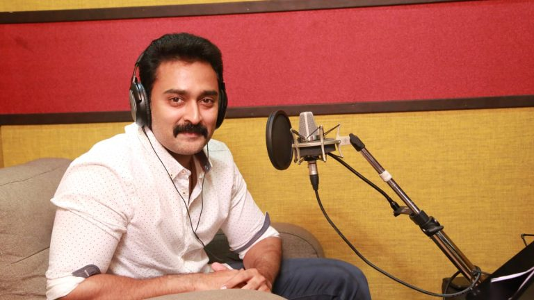 ACTOR PRASANNA GIVES VOICE TO KALKI'S 'PULI RAJA' ON AUDIOBOOK APP STORYTEL IN VIEW OF THE LATE AUTHOR'S BIRTHDAY ON 9TH SEPTEMBER